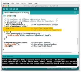 統合開発環境 C言語 Arduino