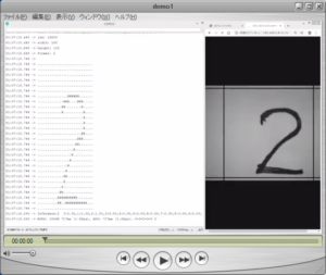 MNIST_ESP32動画