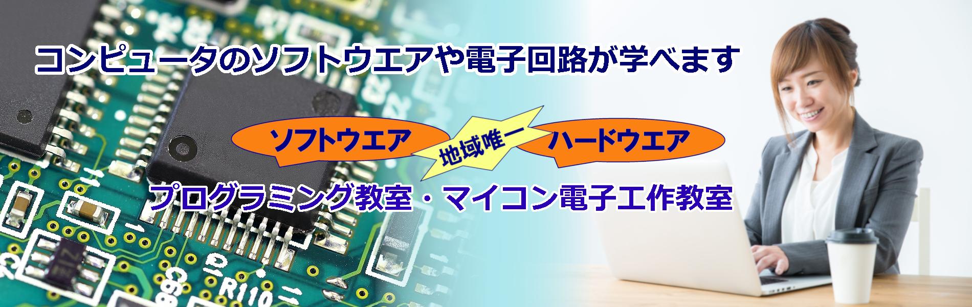 ソフト・ハード・マイコン電子工作